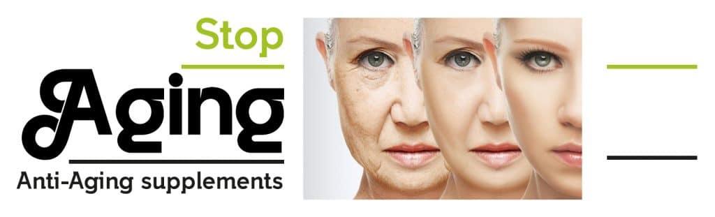 Veroudering terugdraaien met Stop Aging