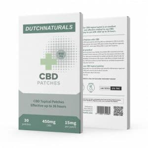 CBD Pleisters – 450mg